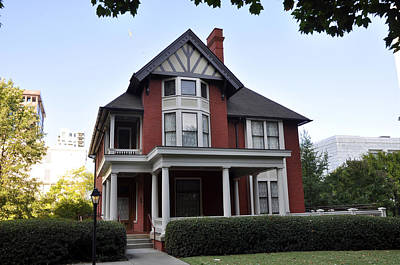Photograph - Margaret Mitchell House by Andrew Dinh