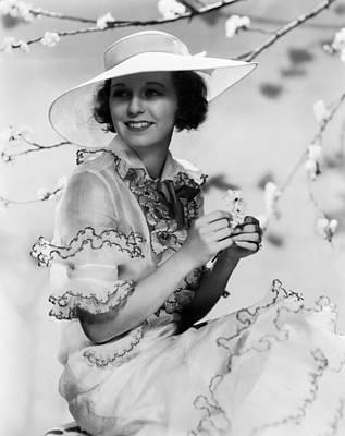 Margaret Sullavan, 1934 Print by Everett