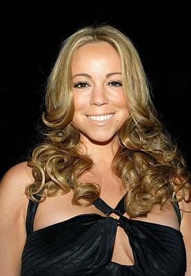 Mariah Photograph - Mariah Carey At Arrivals For 2008 by Everett