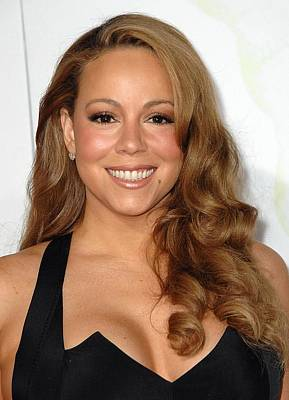 Mariah Photograph - Mariah Carey At Arrivals For Afi Fest by Everett