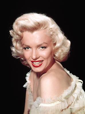 Marilyn Monroe, C. Mid-1950s Print by Everett