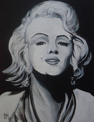 Marilyn Original by Pete Maier