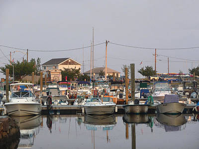 Photograph - Marina Harbor by Margie Avellino