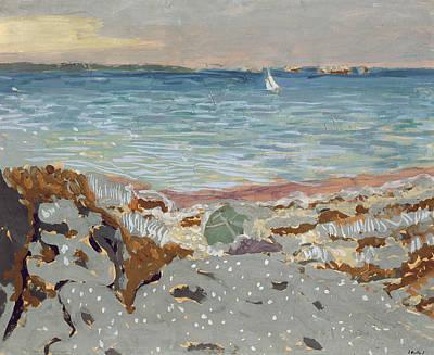 Marine Print by Edouard Vuillard