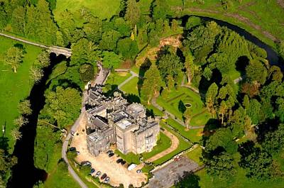 Eddie Armstrong Photograph - Markree Castle by Eddie Armstrong