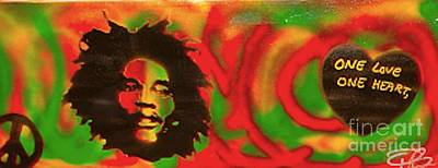 Marley Love Art Print