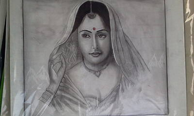 Married Woman Art Print