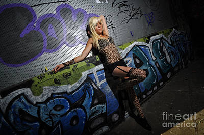Beautiful Young Lady Nude Photograph - Marsha1 by Yhun Suarez