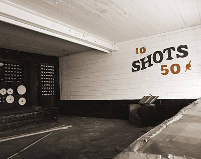 Marshall Hall Shooting Gallery Original