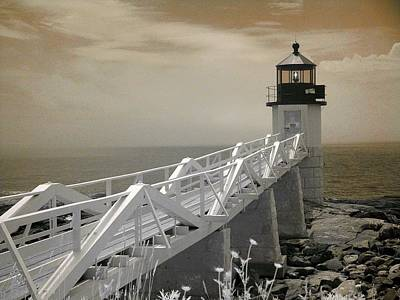 Marshall Point Art Print by PMG Images