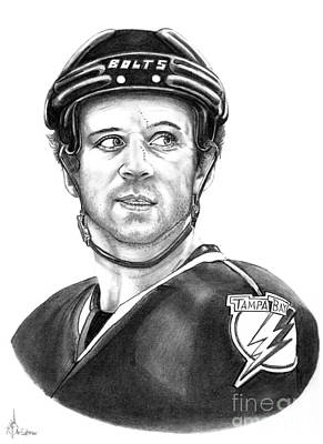 Martin St-louis Original by Murphy Elliott