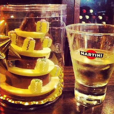 Martini Wall Art - Photograph - Martini Italian Passion by Matteo Gorilla