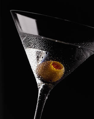 Vermouth Photograph - Martini by John Wong