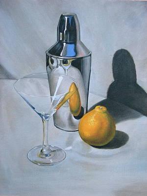 Martini Time Original by Adam Strong