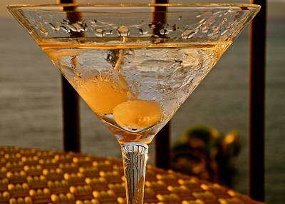 Photograph - Martini Time  by Kirsten Giving