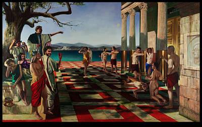 Martyrs Original by Martin Imrich