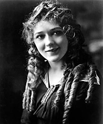 Mary Pickford, Circa 1915 Art Print