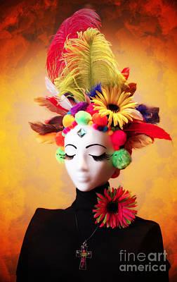 Sculpture - Mascot by Afrodita Ellerman
