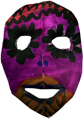 Painting - Masked by Bella