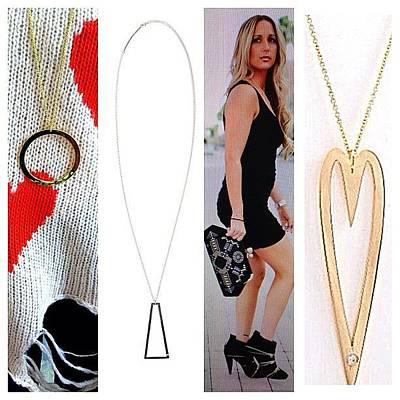 Jewelry Wall Art - Photograph - #masonharlie #jewelry#obsession#rock Us by Nicki Galper
