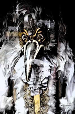 Photograph - Masquerade by Cheri Randolph
