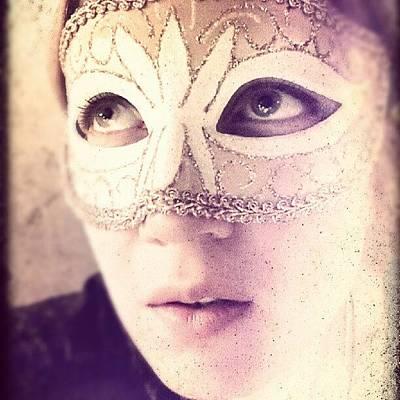 Banana Wall Art - Photograph - Masquerade II by Lana Banana