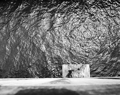 Massena Welder Original by Jan W Faul