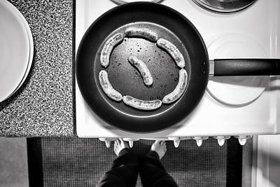 Photograph - Master Of Sausage by Ari Salmela