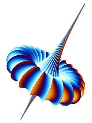 Iteration Photograph - Mathematical Model, Artwork by Pasieka