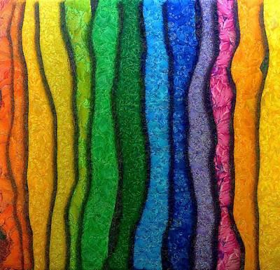 Matiz Art Print by RochVanh
