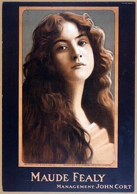 Maude Fealy 1881-1971, American Art Print by Everett