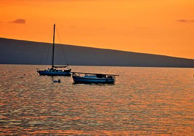 Photograph - Maui Sunset by Donna Shahan