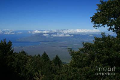 Photograph - Mauna Kahalawai  - Hale Mahina - Maui Hawaii by Sharon Mau