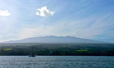 Hilo Town Photograph - Mauna Kea by Bryn Berg