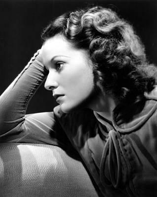 Maureen Photograph - Maureen Ohara, Rko, 1939 by Everett