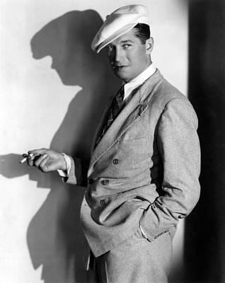 Maurice Chevalier, Ca. 1930s Art Print by Everett