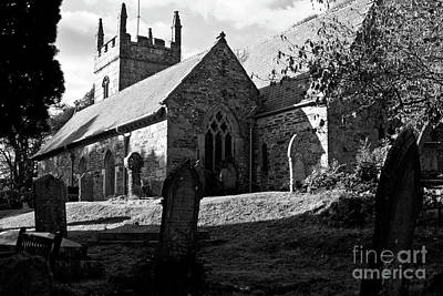 Photograph - Mawnan Smith Parish Church by Brian Roscorla