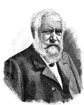Max Joseph Von Pettenkofer, German Art Print