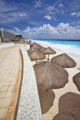 Turquiose Photograph - Mayan Riviera  by George Oze