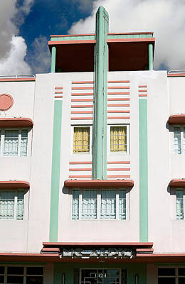 Photograph - Mcalpin Hotel. Miami. Fl. Usa by Juan Carlos Ferro Duque