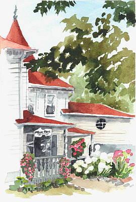 Mccann House Art Print