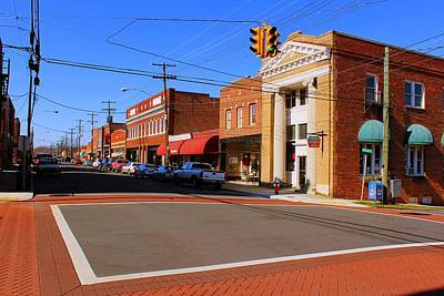 Mebane North Carolina Photograph - Mebane North Carolina by Bob Whitt