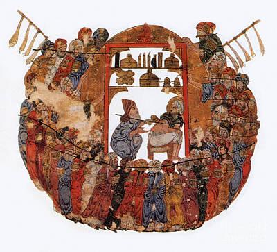 Medieval Bloodletting Art Print