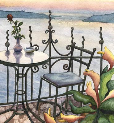 Meditation Original by Anne Gifford
