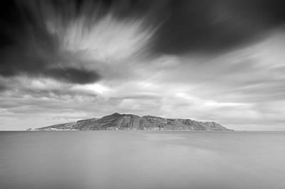 Lipari Photograph - Mediterranean Island by Www.timmygambin.com