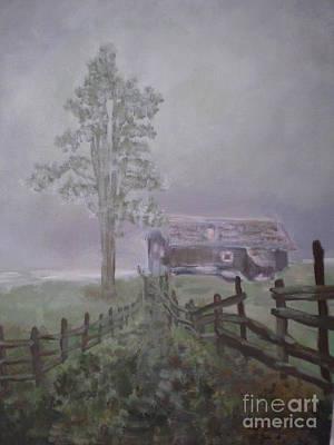 Painting - Melancholia by Annemeet Hasidi- van der Leij