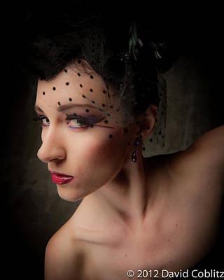 Photograph - Melanie 2 by David Coblitz