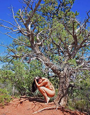 Photograph - Melissa Sedona 4 by Joel Gilgoff