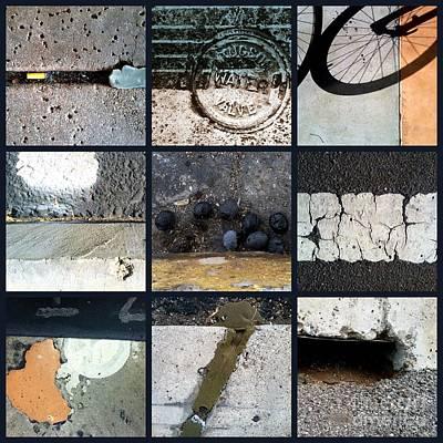 Photograph - Memoirs Of A Streetwalker by Marlene Burns