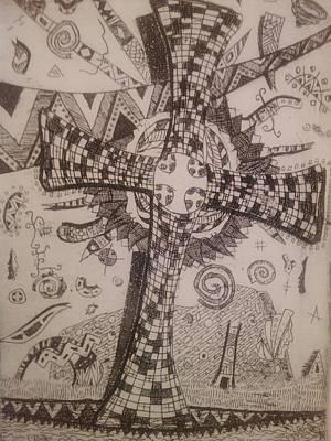 Memories Of The Homeland Art Print by Branko Jovanovic